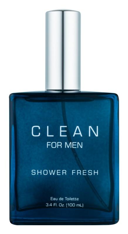CLEAN Clean For Men Shower Fresh woda toaletowa dla mężczyzn 100 ml