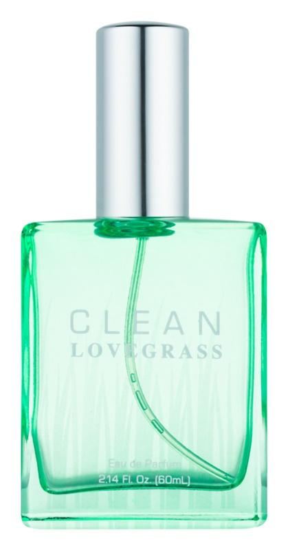 CLEAN Clean Lovegrass Eau de Parfum unisex 60 ml