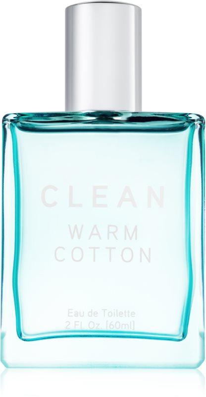 CLEAN Warm Cotton toaletna voda za ženske 60 ml