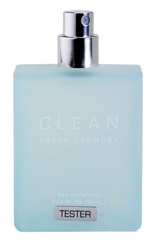 CLEAN Fresh Laundry eau de parfum teszter nőknek 60 ml