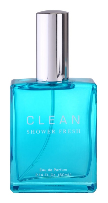CLEAN Shower Fresh parfémovaná voda pro ženy 60 ml