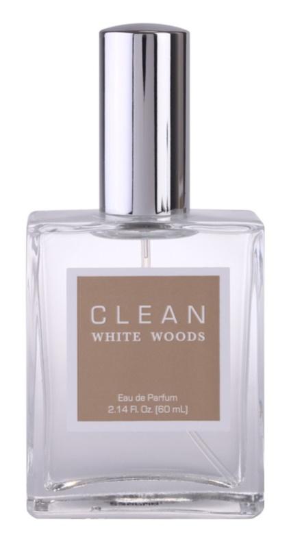 CLEAN White Woods woda perfumowana unisex 60 ml