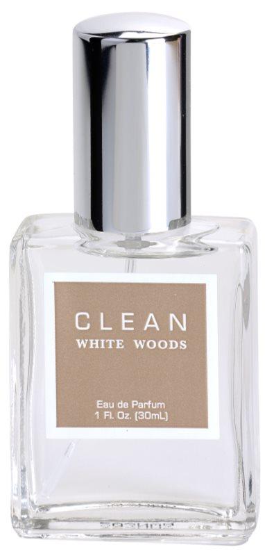 CLEAN Clean White Woods woda perfumowana unisex 30 ml