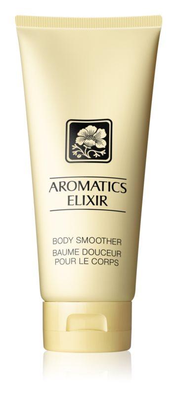 Clinique Aromatics Elixir tělové mléko pro ženy 200 ml