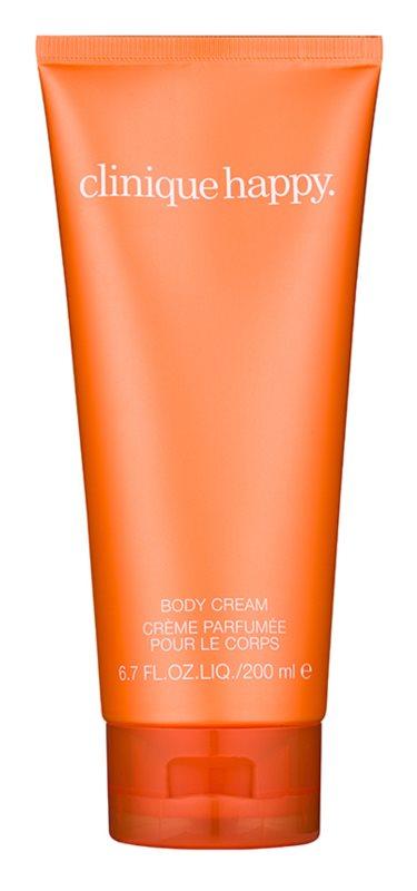 Clinique Happy Body Cream for Women 200 ml
