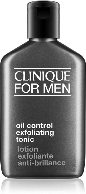 Clinique For Men tonikum pre mastnú pleť