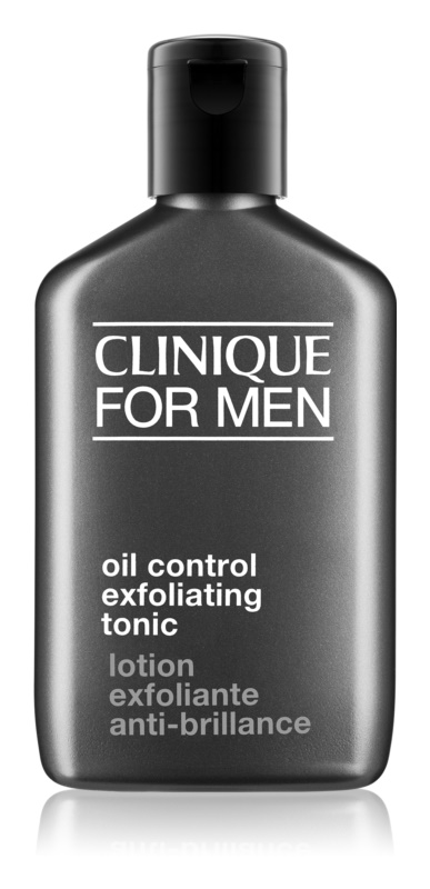 Clinique For Men tonikum pro mastnou pleť