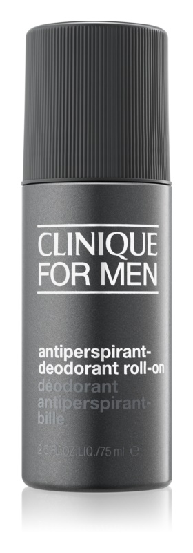Clinique For Men deodorant roll-on