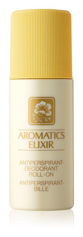 Clinique Aromatics Elixir Deo Roller voor Vrouwen  75 ml