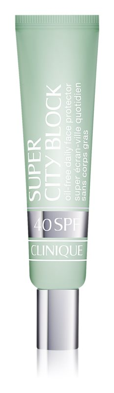 Clinique Super City Block tratament pentru protectie solara SPF 40