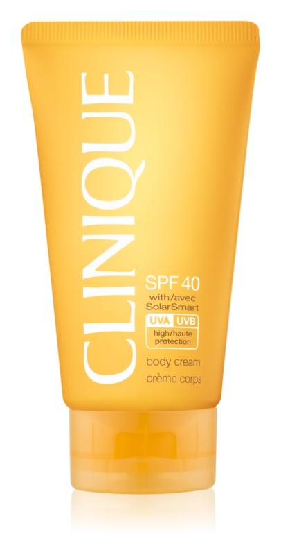 Clinique Sun crème solaire SPF 40