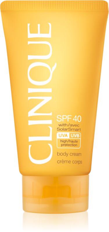 Clinique Sun creme solar SPF 40