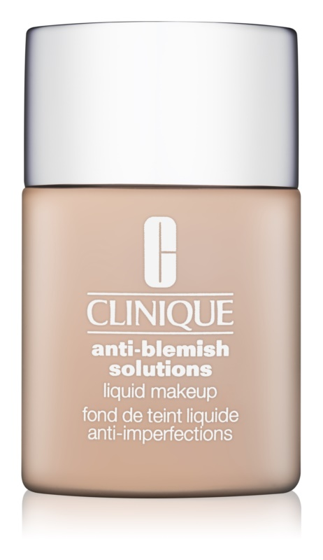 Clinique Anti-Blemish Solutions make up lichid  pentru ten acneic