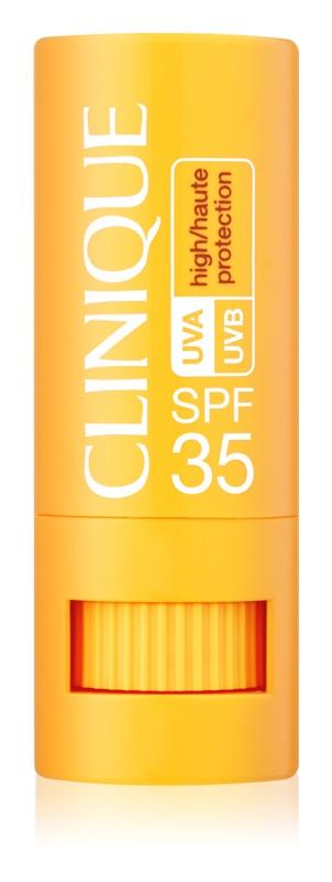 Clinique Sun tratamento localizado para proteção solar SPF 35