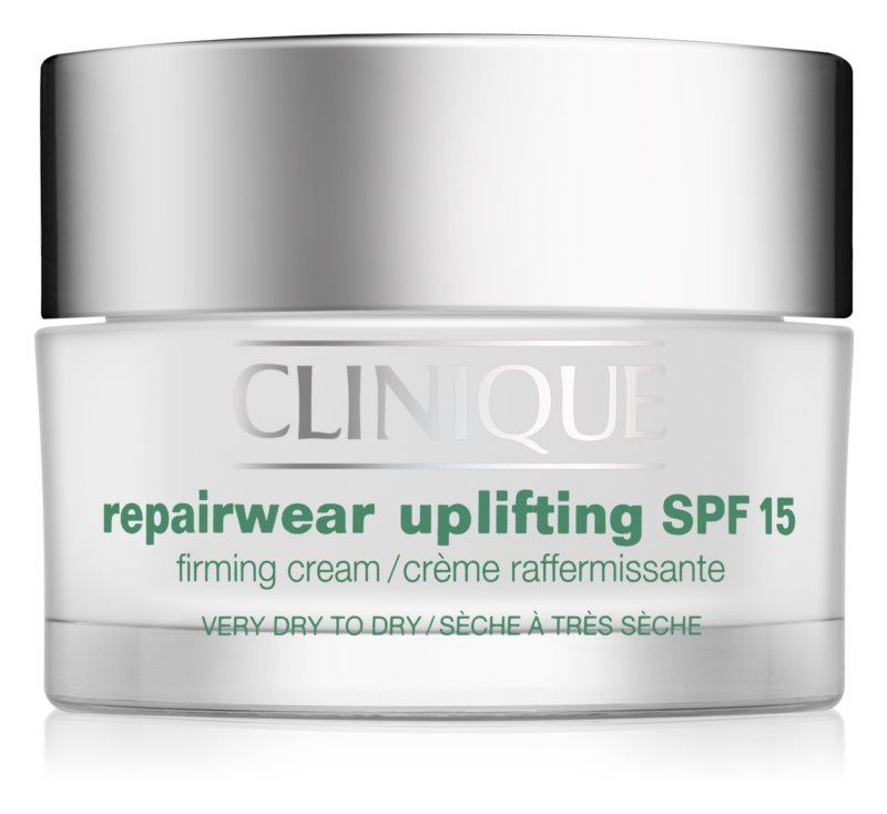 Clinique Repairwear Uplifting crema facial reafirmante SPF 15