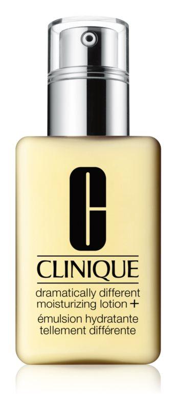 Clinique 3 Steps emulsão hidratante para pele seca a muito seca