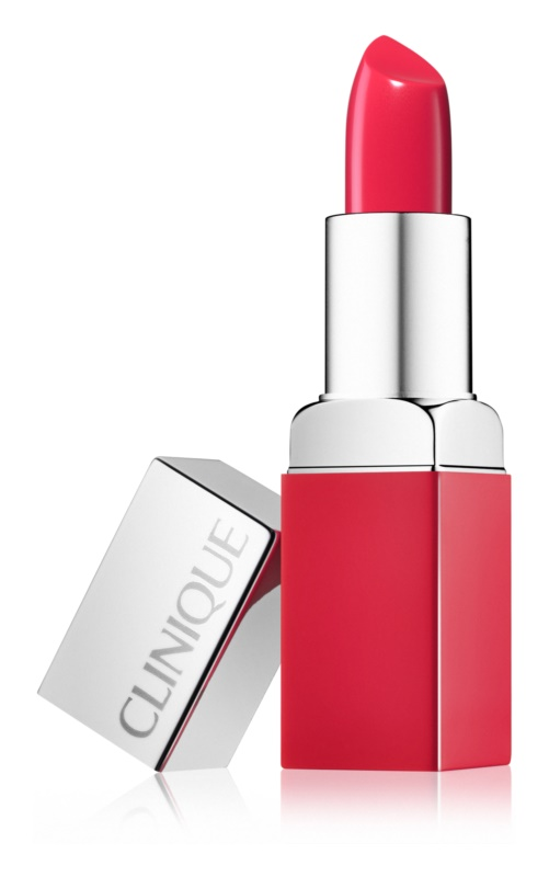Clinique Pop Matte матиращо червило + основа 2 в 1
