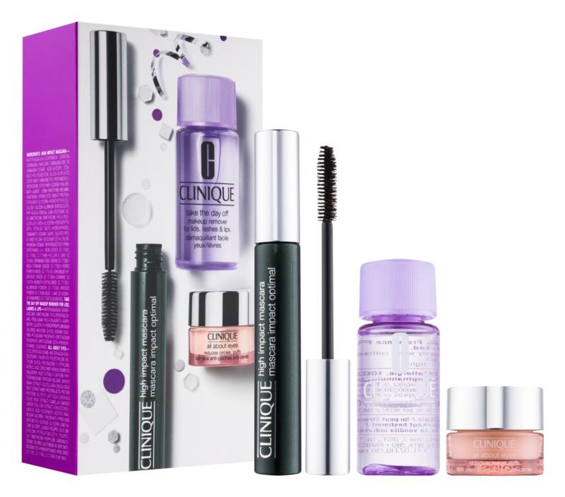 Clinique High Impact Kosmetik-Set  IV.
