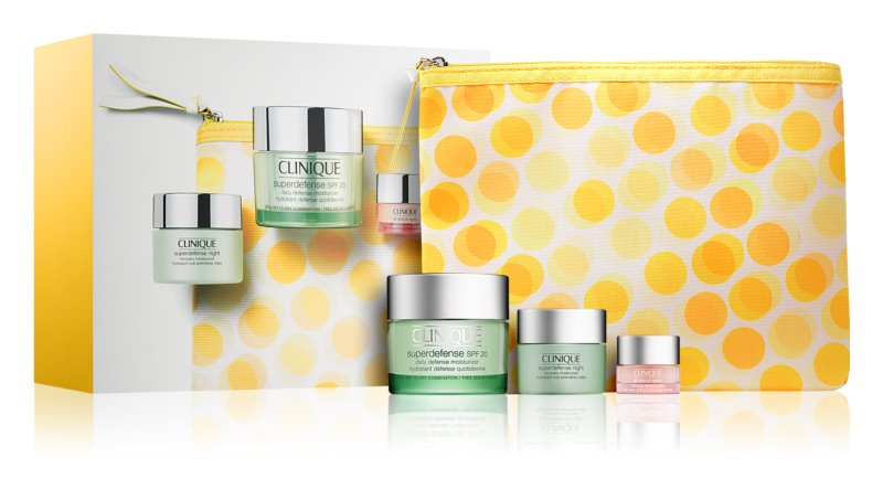 Clinique Superdefense Cosmetic Set I.
