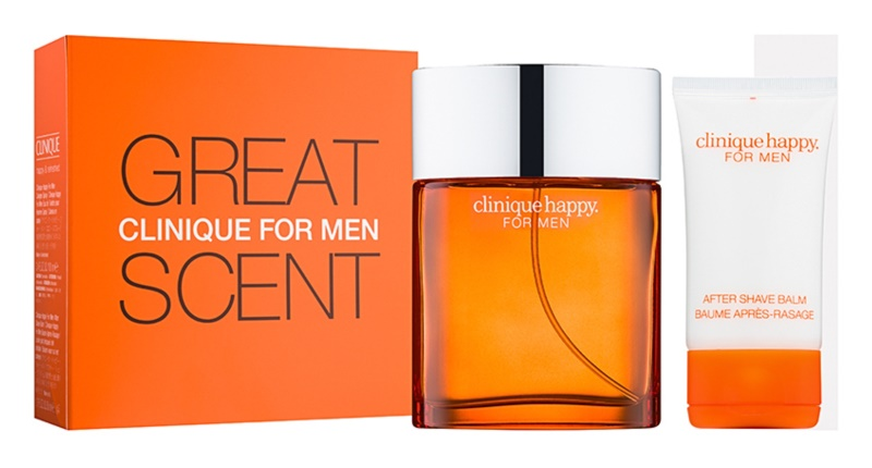 Clinique Happy for Men darčeková sada I.