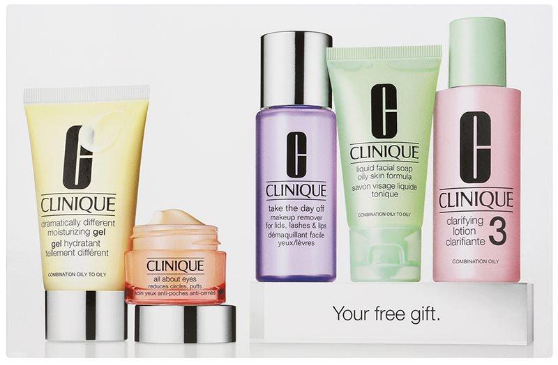 Clinique 3 Steps Cosmetic Set XI.
