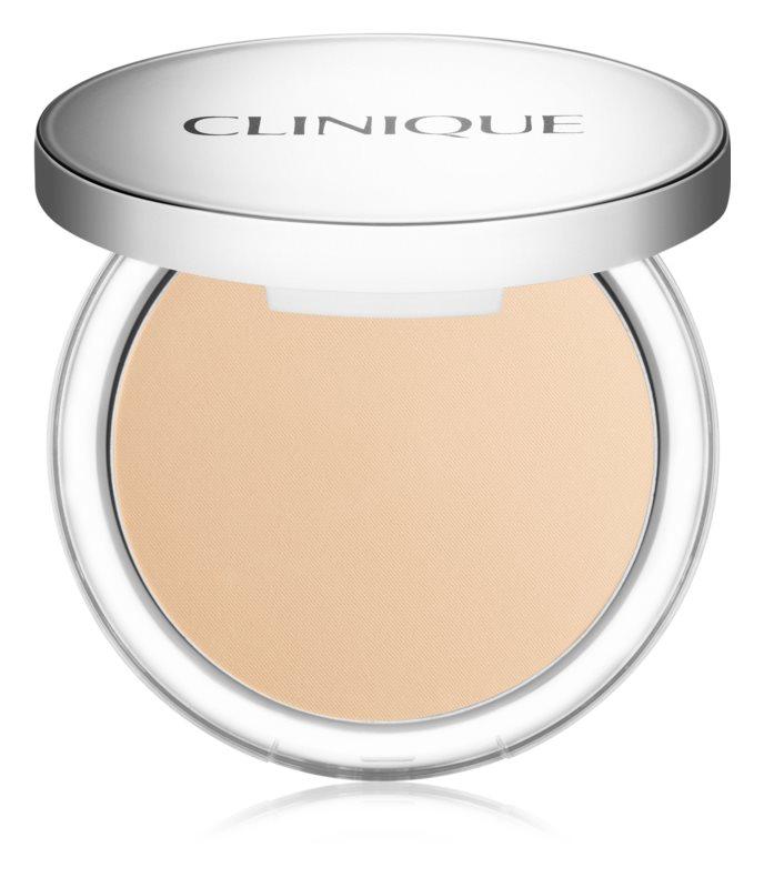 Clinique Almost Powder Makeup púdrový make-up SPF 15