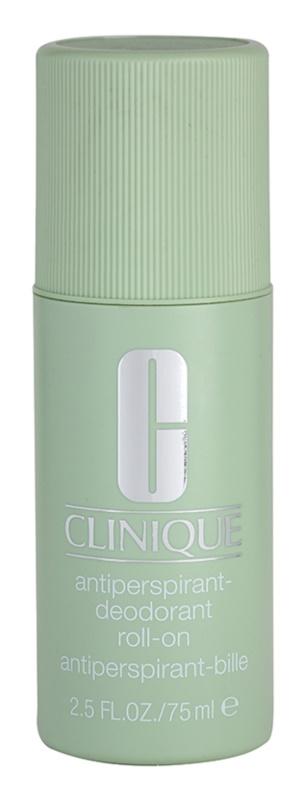 Clinique Antiperspirant-Deodorant дезодорант кульковий