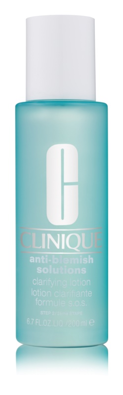 Clinique Anti-Blemish Solutions Clarifying Lotion For All Types Of Skin