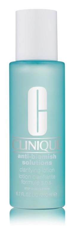 Clinique Anti-Blemish Solutions tonik za vse tipe kože