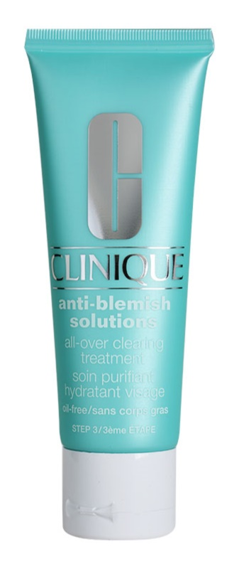Clinique Anti-Blemish Solutions Hydraterende Crème voor Problematische Huid, Acne