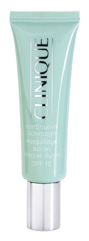 Clinique Continuous Coverage acoperire make-up SPF15