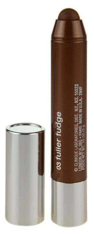 Clinique Chubby Stick Shadow Tint for Eyes krémové oční stíny