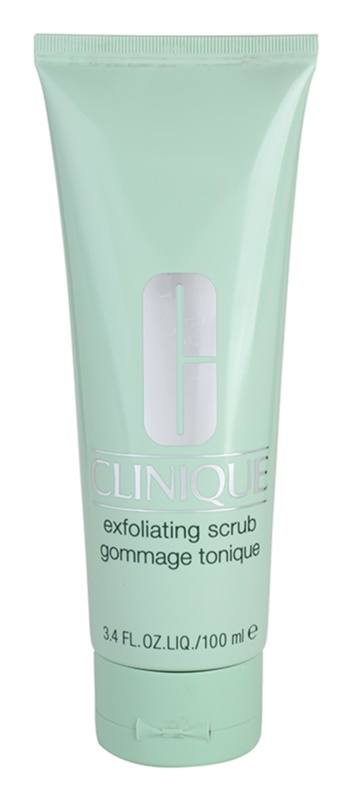 Clinique Exfoliating Scrub peeling oczyszczający  do skóry tłustej i mieszanej