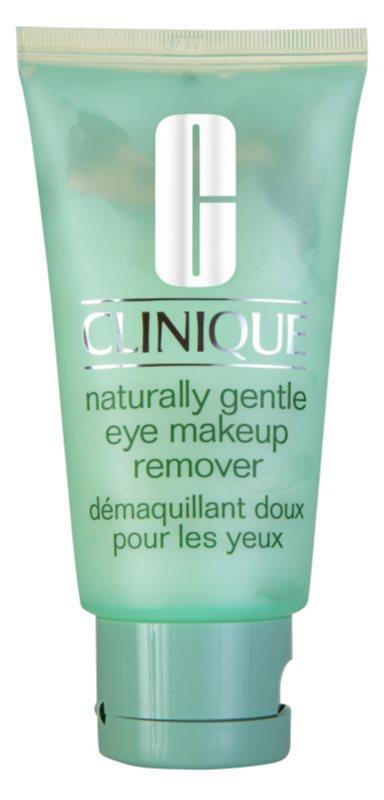 Clinique Naturally Gentle Eye Makeup Remover desmaquilhante de olhos suave  para todos os tipos de pele
