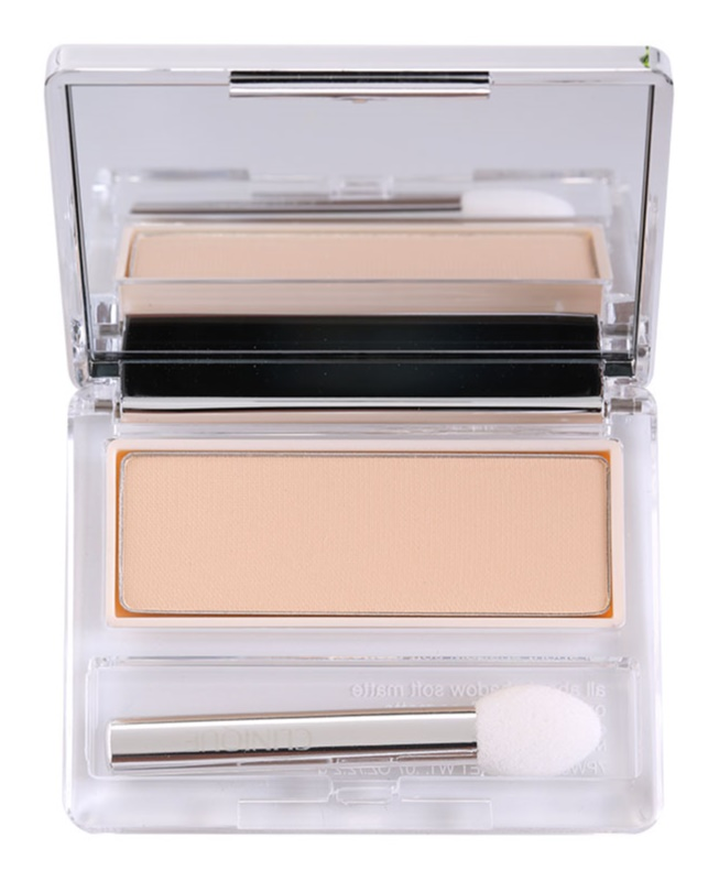 Clinique All About Shadow Soft Matte fard ochi