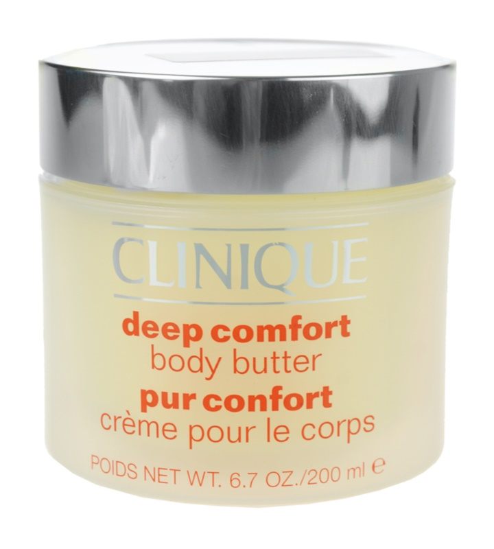 Clinique Deep Comfort Body Butter For Very Dry Skin
