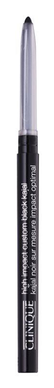 Clinique High Impact Custom Black Kajal ceruzka na oči