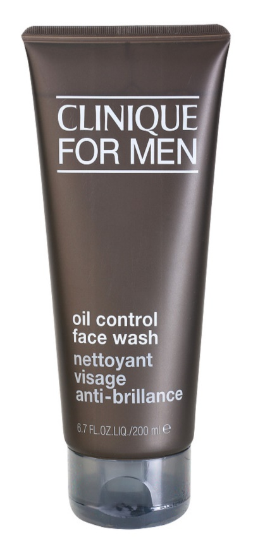 Clinique For Men čistiaci gél pre normálnu až mastnú pleť