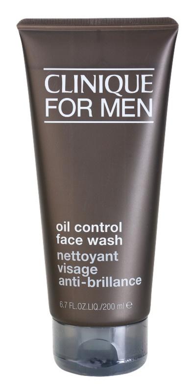 Clinique For Men čistilni gel za normalno do mastno kožo