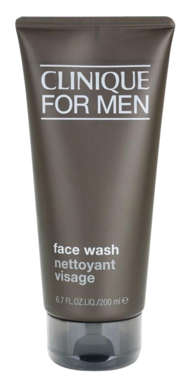 Clinique For Men čisticí gel pro muže