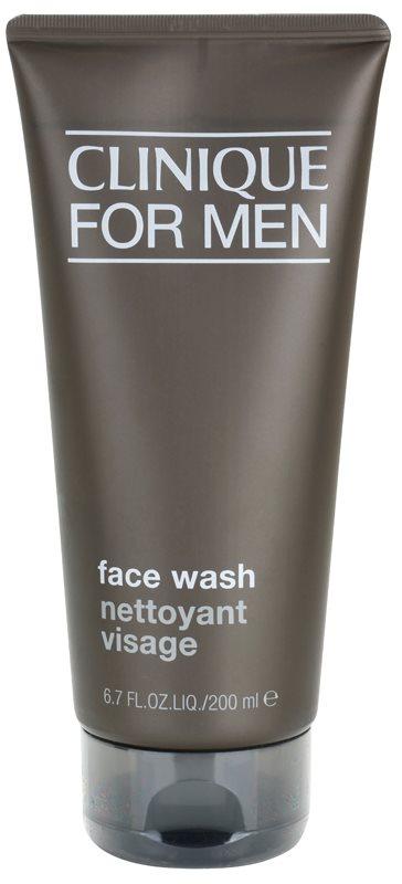 Clinique For Men čisticí gel pro normální až suchou pleť