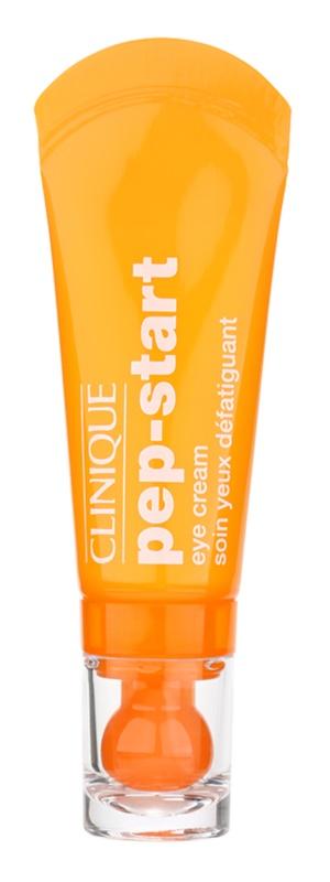 Clinique Pep-Start зволожуючий крем для очей проти набряків та темних кіл