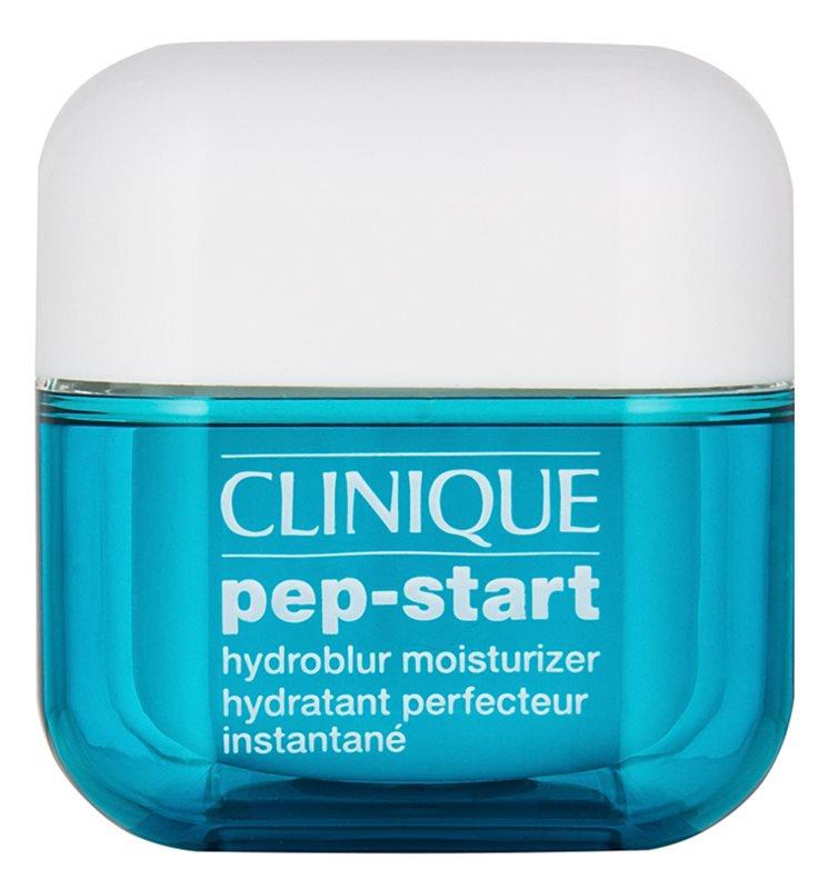 Clinique Pep-Start Mattifying Moisturizer for All Skin Types