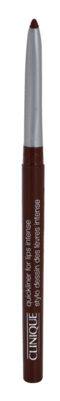 Clinique Quickliner for Lips Intense lápis de lábios intenso