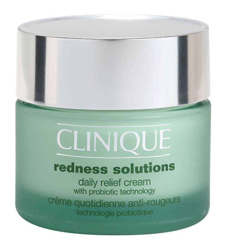 Clinique Redness Solutions crema de zi cu efect calmant  pentru toate tipurile de ten