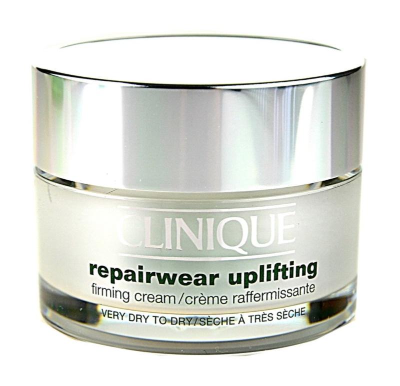 Clinique Repairwear Uplifting zpevňující pleťový krém pro suchou až velmi suchou pleť
