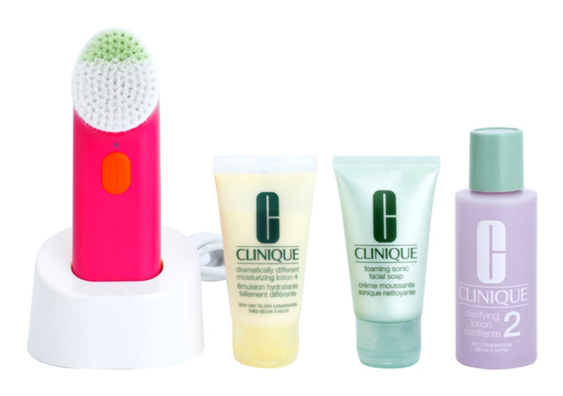 Clinique Sonic System Kosmetik-Set  I.