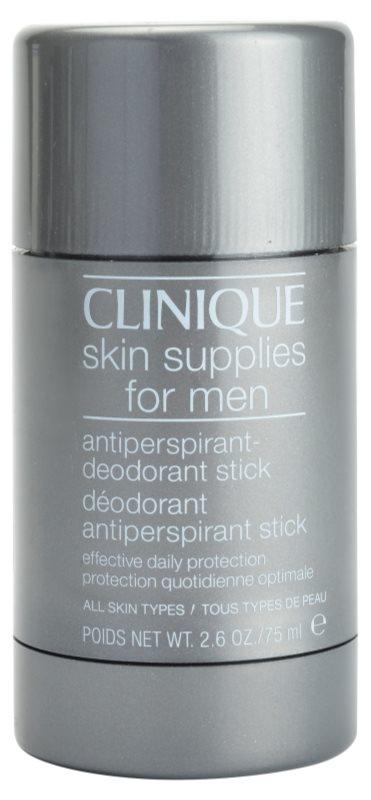 Clinique For Men deodorant stick pentru toate tipurile de piele