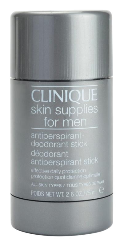 Clinique For Men tuhý dezodorant pre všetky typy pokožky