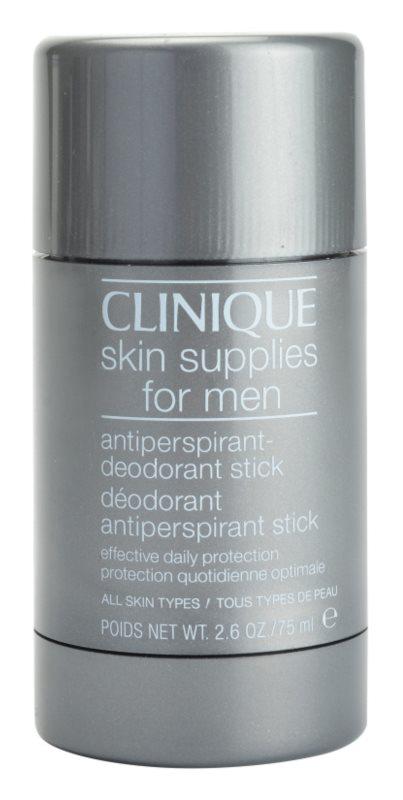 Clinique For Men στερεό αποσμητικό για όλους τους τύπους δέρματος